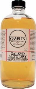 Gamblin Galkyd Slow Dry 16oz