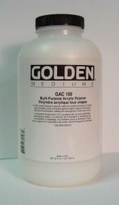 Golden GAC 100 8oz 3910-5