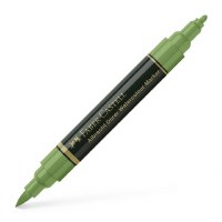 Albrecht Dürer® Watercolor Marker Permanent Olive Green 167
