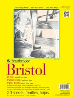 Strathmore Bristol Smooth Pad 14x17