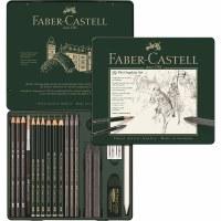 Faber-Castell 19 Pitt Graphite Set