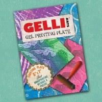 """Gelli Arts 5""""x7"""" Gel Printing Plate"""