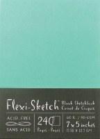 Flexi Sketch Book 7X5 Pool 240 Sheets