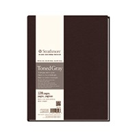 Strathmore 400 Series Toned Gray Sketchbook 8.5x11