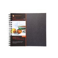 Hand Book Field Drawing Journal 160 8x8
