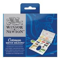 Winsor & Newton Cotman Compact 14 Set