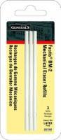 General's Factis Eraser Pen Refills 3pk