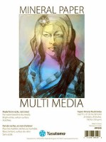 Yasutomo Multi Media 9x12 Paper Pad
