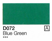 Holbein Acryla Gouache Blue Green (A) 20ml