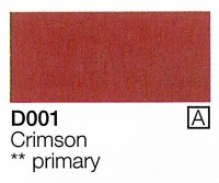 Holbein Acryla Gouache Crimson (A) 20ml