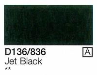 Holbein Acryla Gouache Jet Black (A) 20ml