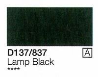 Holbein Acryla Gouache Lamp Black (A) 20ml