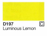 Holbein Acryla Gouache Luminous Lemon (C) 20ml