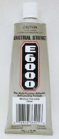 E6000 Self-Leveling Adhesive 3.7oz