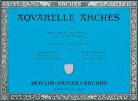Arches 300lb Cold Press Block 10x14 10 sheets