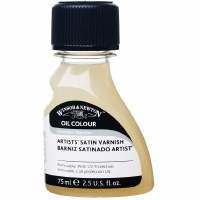 Winsor & Newton Artist Satin Varnish 75ml