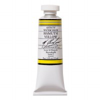 M. Graham Watercolor Bismuth Yellow 5oz