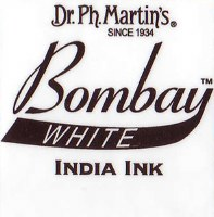 Dr. Ph. Martins Bombay India Ink 1oz White