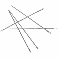 Lineco Book Binding Needles, 5pk