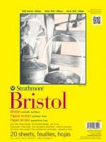 Strathmore Bristol Smooth Pad 9x12