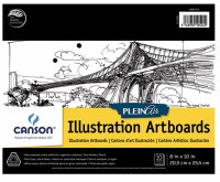 Canson Plein Air Illustration Artboard Pad 12x16