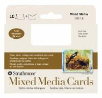 Strathmore Palm Beach Plain Edge Cards 3.5x4.875 10pk