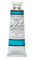 M. Graham Oil Cobalt Teal  37ml
