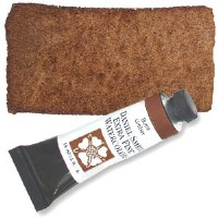 Daniel Smith Extra Fine Watercolor 15ml Burnt Umber