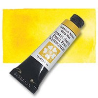 Daniel Smith Extra Fine Watercolor 15ml Cadmium Yellow Deep Hue
