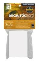 Ampersand™ Encausticbord™ 1/8in Flat ATC size (2 1/2x3 1/2) 5pk