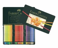 Faber-Castell Polychromos Colored Pencils Set of 60