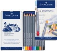 Faber-Castell Goldfaber Aqua 12 Set