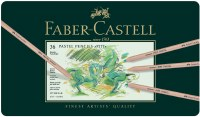 Faber-Castell Pitt Pastel Pencil Set of 36