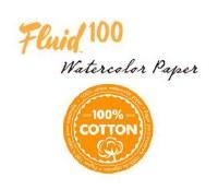 Global  Fluid 100 Cold Press 140 lb. 22x30 6 Sheets