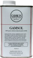 Gamsol Odorless Mineral Spirits 16oz