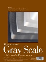 Strathmore Gray Scale Pad 9x12