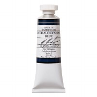 M. Graham Watercolor Phthalo Blue .5oz