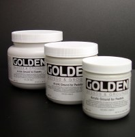Golden Acrylic Ground for Pastels Gallon 3640-8