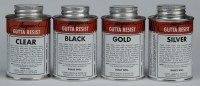 Jacquard Gutta Resist Black 4oz