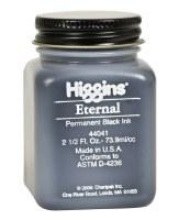 Higgins Eternal Permanent Black Ink 44041