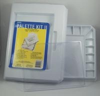 Jones Watercolor Palette Kit II