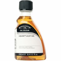 Winsor & Newton Liquin Light Gel 500ml