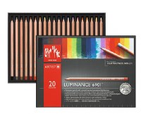 Caran D'Ache Luminance Pencil 20 Set 20