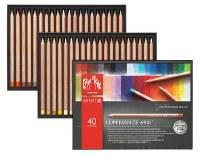 Caran D'Ache Luminance Pencil  40 Set