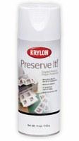 Krylon Preserve It! Digital Photo & Paper Protectant Matte 11oz