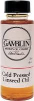Gamblin Cold Pressed Linseed Oil 2oz