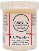 Gamblin Cold Wax Medium 4oz