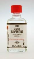 Holbein Artists Oil Medium Spirit of Turpentine 55ml