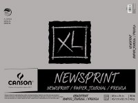 Canson XL Rough Newsprint Pad 18x24