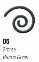 Pebeo Porcelaine 150 Outliner Bronze Green